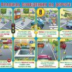 Безопасности детей на дороге.