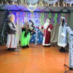 Шоу программа в Алексеевском СК